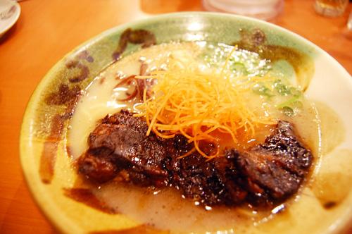 九州黒肉一本麺